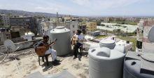 أسطح المباني.. جنة المحجورين في لبنان
