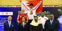 مدرب البحرين خضير باشا: أثقال العراق اثبتت مكانتها عربياً