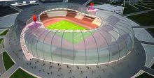 بحث آلية إعادة العمل في ملعب التاجيات الأولمبي