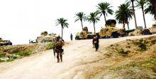 لتعقب داعش في ديالى