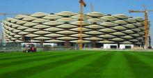 إعادة العمل بمشاريع طرق وجسور مدينة البصرة الرياضية
