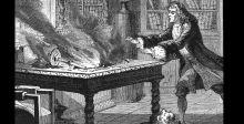 الحَجر الصحّي للسير إسحاق نيوتن