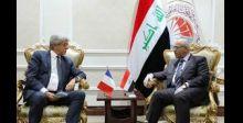 العراق وفرنسا يتفقان على تطوير التعليم الالكتروني