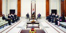 مباحثات مكثفة لحل المشكلات العالقة بين بغداد والإقليم