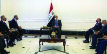 العراق والأردن يبحثان تعزيز التعاون في جميع المجالات