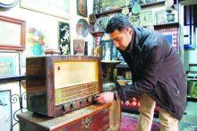 إذاعة جمهوريَّة العراق تحلقُ فوق موجات الأثير