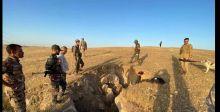 قواتنا تعثر على معسكر تحت الأرض تابع لـ {داعش» الإرهابي