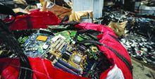 الأمم المتحدة تحذر من تزايد النفايات الإلكترونية