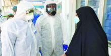 تكثيف التعاون بين الصحة والمنظمة العالمية لمكافحة كورونا