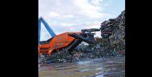إدخال ماكنات حديثة لتدوير سكراب الحديد