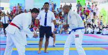 علاء عيسى يدعو لتطوير رياضة الفنون القتالية