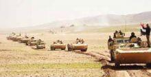 تعزيزات عسكرية لتأمين الحدود العراقية – السورية