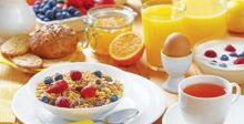 مواصفات وجبة الإفطار المثاليَّة