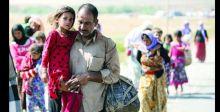 تعويض ضحايا الإرهاب والمتضررين جراء داعش في نينوى وكركوك