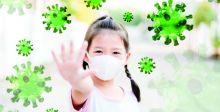 اضطراب المعدة عند الأطفال  قد يكون مؤشراً لإصابتهم بكورونا