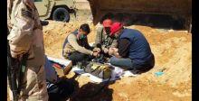 تأمين خدمات الاتصالات والانترنت لجانبي الموصل