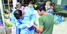 الصحة العامة: ٨٠ بالمئة من إصابات كورونا «بسيطة»