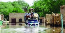 فيضان النيل يهدد مواقع أثرية في السودان