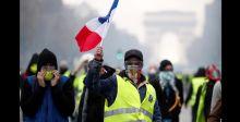 «السترات الصفر» تعود إلى التظاهر في فرنسا