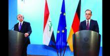 وزير الخارجية يبحث التعاون المشترك مع ألمانيا