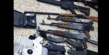 «الوعد الصادق 5» تعثر على صواريخ وتعتقل 50 مطلوبا