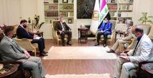 تطلعات لاستمرار التعاون  بين بغداد وعمان