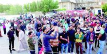 مواطن يناشد الحكومة إنصاف أسرته المضحية