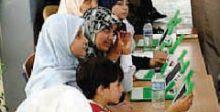 التربية تنسِّق مع نظيرتها البريطانية لإنجاح العملية  التعليمية في البلاد