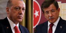 داوود أوغلو يهاجم حزب أردوغان