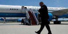 بومبيو يزور حدود فنزويلا