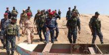 قواتنا تدك تجمعاً لداعش بسامراء وتصطاد إرهابيين في نينوى