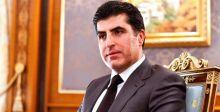 رئيس إقليم كردستان يؤكد دعمه لحكومة  الكاظمي واستقرار العراق