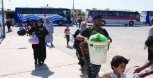 الهجرة تنسق مع الأمن الوطني  لتأمين عودة النازحين