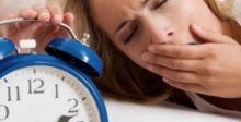 قلة النوم تؤدي إلى زيادة  الوزن