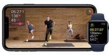 تمارين رياضية افتراضية على ساعات أبل