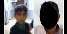 تحرير طفل ورجل مختطفين والقبض على مزور بحوزته 70 ختماً