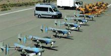 الحرس الثوري الإيراني يتسلَّح بـ 188 طائرة مسيَّرة