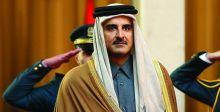 أمير قطر يشن هجوماً على {إسرائيل»