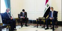 الكاظمي يبحث مع مبعوث بوتين {التعاون} بين بغداد وموسكو