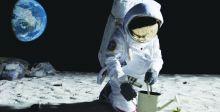 القمر.. «محطة وقود مائيَّة» مستقبليَّة