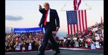 سرقة ملايين الدولارات من حملة إعادة انتخاب ترامب