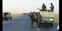 إعادة انتشار الجيش لتأمين الحدود بين ديالى وصلاح الدين