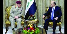 برهم صالح: الحرب على الإرهاب ما تزال قائمة