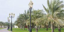 بغداد باللون الأخضر