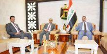اتفاق بين محافظة بغداد ووزارة التجارة لتحسين البطاقة التموينية