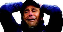 كونتي المهدد بالإقالة بمواجهة ريال المثقل بالغيابات