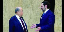 لقاء مرتقب بين عون والحريري لحسم حكومة لبنان