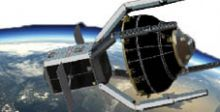 مخلب عملاق لتنظيف نفايات الفضاء