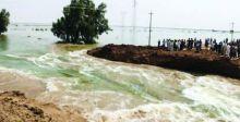 فيضان يهدد محافظة ديالى