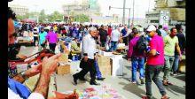 بعد أنْ شوهتها العشوائيات بغداد تُنظّم أسواقها الشعبيَّة